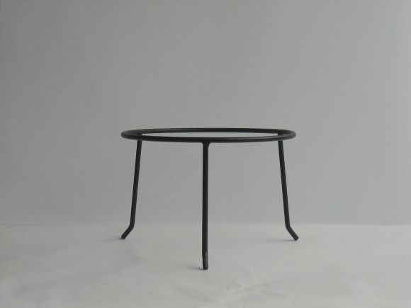 Wrought Iron Stand (Short)