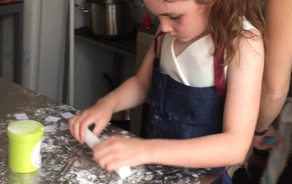 SOLD OUT - Kids Cupcake Baking Class 6th July