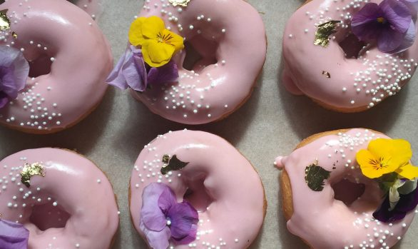 SOLD OUT - Kids Doughnut Decorating Class - 4th July