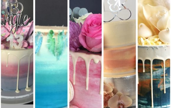 SOLD OUT - Colourful Buttercream for Teens 11th July - 2:30pm-4:30pm